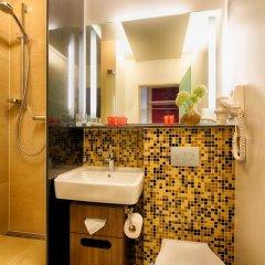 Отель Leonardo Hotel & Residenz München Германия, Мюнхен - 11 отзывов об отеле, цены и фото номеров - забронировать отель Leonardo Hotel & Residenz München онлайн ванная