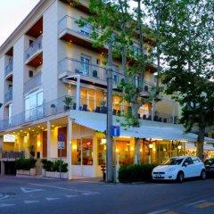 Hotel Bridge Римини парковка