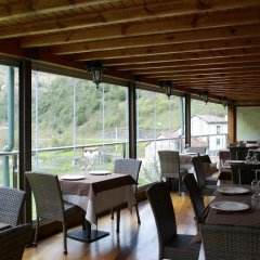 Отель Hostal Monte Rio питание фото 2