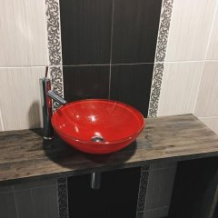 Гостиница Brusnika Village ванная