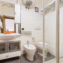 Апартаменты Colosseo Rome Apartments ванная