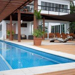 Отель First Landing Beach Resort & Villas 3* Вилла Премиум с различными типами кроватей фото 4