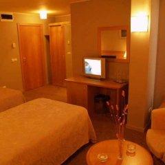 Отель Inter Zimnicea Болгария, Свиштов - отзывы, цены и фото номеров - забронировать отель Inter Zimnicea онлайн удобства в номере фото 2
