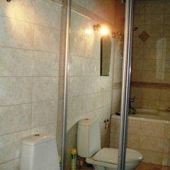 Отель Antakalnis ванная