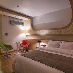 Lex Hotel 3* Номер Делюкс с различными типами кроватей фото 4