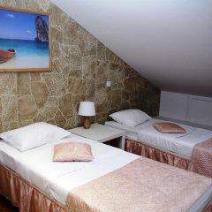 Сити Комфорт Отель 3* Стандартный номер с 2 отдельными кроватями фото 11