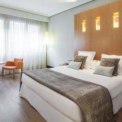 Ilunion Hotel Bilbao 3* Представительский номер с различными типами кроватей фото 6