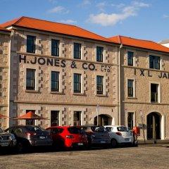 Отель Henry Jones Art Boutique Тасмания парковка