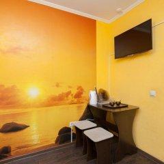 Мини-отель Адель Стандартный номер с различными типами кроватей фото 9