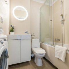 Апартаменты Rondo ONZ P&O Apartments Студия Делюкс с различными типами кроватей фото 9