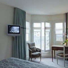 Отель Hôtel Parc Saint Séverin комната для гостей фото 4