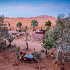 Отель Ali & Sara's Desert Palace Марокко, Мерзуга - отзывы, цены и фото номеров - забронировать отель Ali & Sara's Desert Palace онлайн пляж