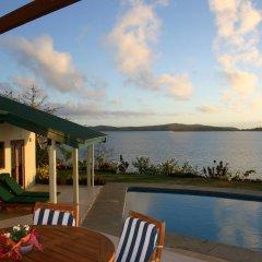 Отель Bularangi Villa, Fiji бассейн фото 2
