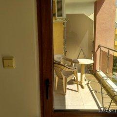 Апартаменты Vadim Apartments in Panorama Beach Vigo Nessebar балкон