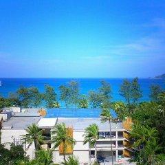 Patong Beach Hotel пляж фото 2