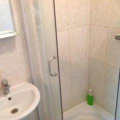 Гостиница Вернисаж ванная