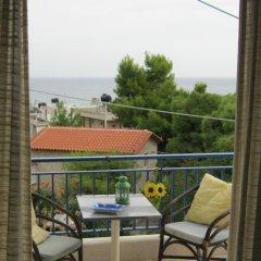 Helios Hotel балкон