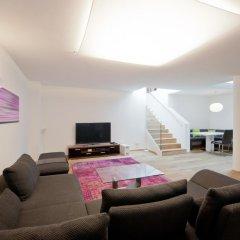 Апартаменты Apartments Wolf Dietrich Зальцбург комната для гостей фото 4