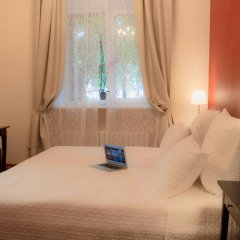 Гостиница Crossroads 3* Улучшенный номер с различными типами кроватей фото 3