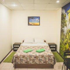 Мини-отель Столица Стандартный семейный номер двуспальная кровать фото 4