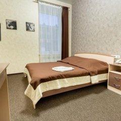 Гостиница Шале на Комсомольском 3* Улучшенный номер с двуспальной кроватью фото 8