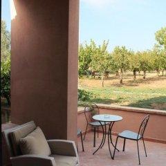 Отель Agriturismo Tra gli Ulivi Стандартный номер фото 13