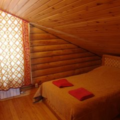 Terema Hotel Коттедж с разными типами кроватей фото 16