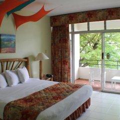 Отель Tobys Resort 2* Стандартный номер с различными типами кроватей фото 5