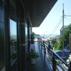 Гостиница Zhemchuzhina Suleimana балкон