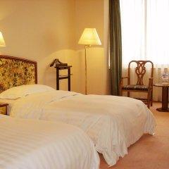 Rosedale Hotel and Suites Guangzhou 3* Представительский номер с 2 отдельными кроватями