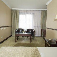 Topkapi Inter Istanbul Hotel 4* Стандартный номер с различными типами кроватей фото 8