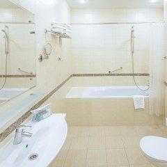 Гостиница Астон 4* Номер Делюкс с различными типами кроватей фото 16