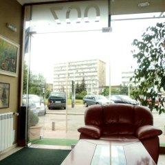 Hotel 007 интерьер отеля