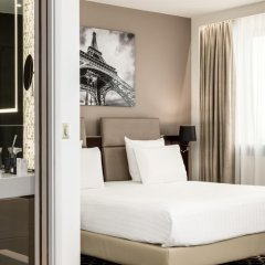 Ac Hotel Paris Porte Maillot Париж комната для гостей фото 3