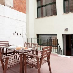 Отель Aspasios Verdi Apartments Испания, Барселона - отзывы, цены и фото номеров - забронировать отель Aspasios Verdi Apartments онлайн питание