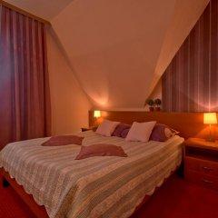 Отель Pensjonat Cicha Woda Косцелиско комната для гостей фото 2