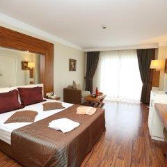 Meder Resort Hotel - Ultra All Inclusive 5* Стандартный номер с разными типами кроватей фото 7
