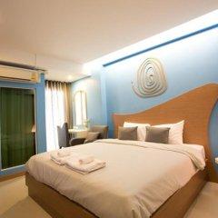 SF Biz Hotel 3* Номер Делюкс с различными типами кроватей фото 3