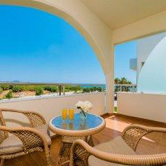 Отель Afandou Bay Resort Suites 5* Семейный люкс с двуспальной кроватью фото 4