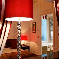 Majestic Hotel - Spa Paris 5* Номер Делюкс с различными типами кроватей фото 9