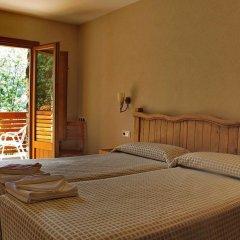 Отель Hostal Les Roquetes 2* Стандартный номер фото 2