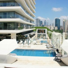 Отель Raffles Istanbul бассейн