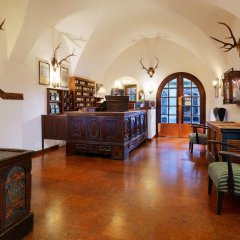 Goldener Hirsch, A Luxury Collection Hotel Зальцбург интерьер отеля фото 2