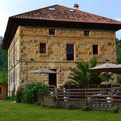 Отель Casona del Nansa