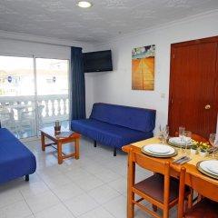 Отель Апарт-Отель Europa Испания, Бланес - 2 отзыва об отеле, цены и фото номеров - забронировать отель Апарт-Отель Europa онлайн комната для гостей фото 3