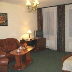 Гостиница Корона 2* Полулюкс с двуспальной кроватью фото 5