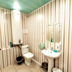 NOMADS hostel & apartments Кровать в общем номере с двухъярусной кроватью фото 8