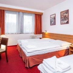 Globus Hotel 3* Стандартный номер с различными типами кроватей фото 3