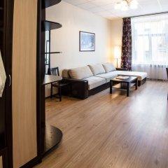 Гостиница Петервиль 3* Люкс разные типы кроватей фото 6