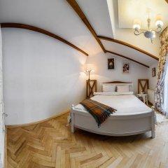 Гостиница В Сердце Львова комната для гостей фото 3